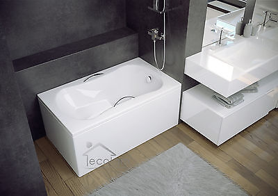 Badewanne wanne rechteck sitzbadewanne mini mit sitz 120 x - Mini badewanne ...