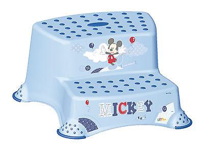 2er Set Z Disney Micky Maus + Hocker zweistufig Toilettentrainer