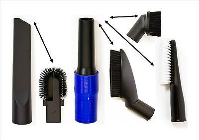 SkyVac Gutter Cleaning Accessory - Internal Brush Set 2