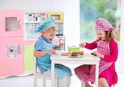 Kiddi Style Superior Little-Helper XLarge Childrens Kids Play Toy Wooden Kitchen 2