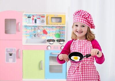 Kiddi Style Superior Little-Helper XLarge Childrens Kids Play Toy Wooden Kitchen 3