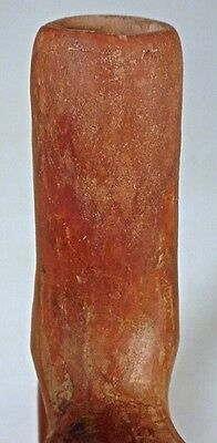 Pre-Columbian MOCHE DRUMMER S/S VESSEL EX: SOTHEBY'S '79 7