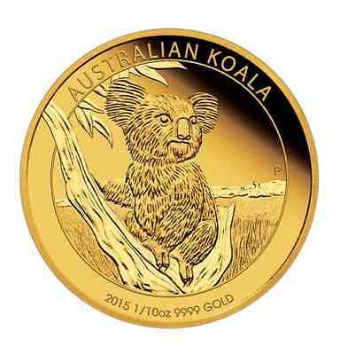 2017 AUSTRALIAN KOALA 1//10 OZ $15 GOLD PROOF COIN NGC PF70 AUSTRALIA 1500MINTAGE