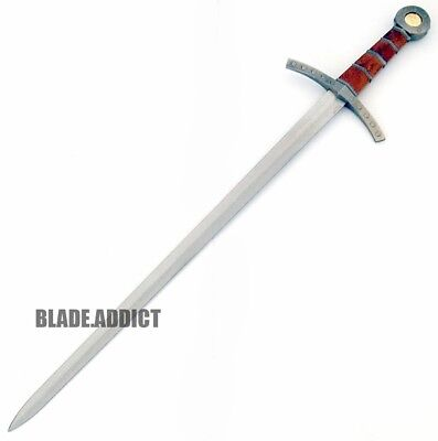 """23/"""" KING ARTHUR EXCALIBUR KNIGHTS OF THE ROUND TABLE STEEL SWORD Fantasy"""