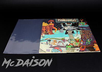 McDAISON 50 BUSTE x DISCHI LP in POLIETILENE vinile DJ QUALITA' TOP! 100 micron 4