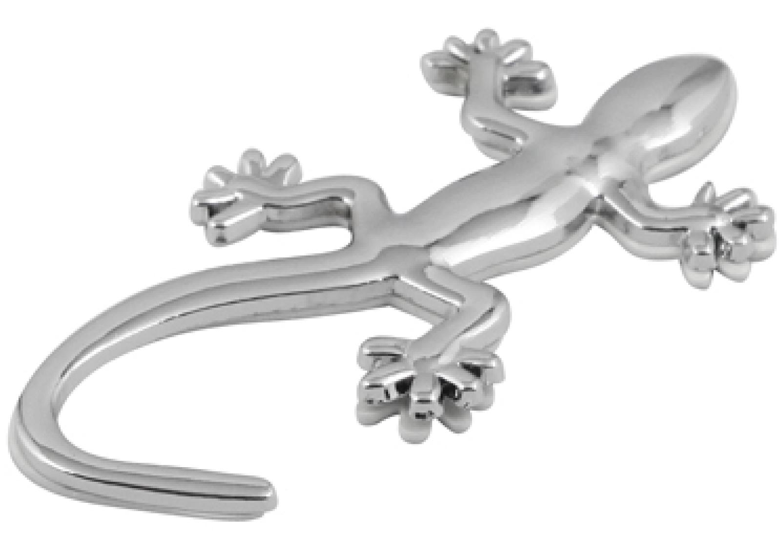 Adesivo auto Geko Gecko Lucertola 3D tuning cromat sticker decalcomania Fietsen en wielersport