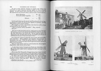 Watermills and Windmills Mühlengeschichte Mühlen Müller Windmühlen W. C. Finch 7