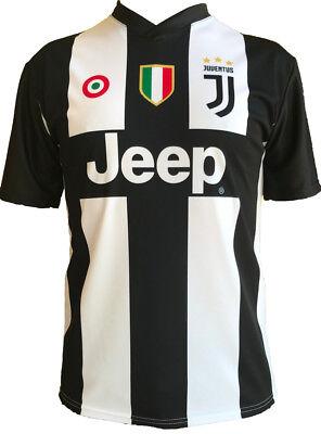 Maglia Juventus Cristiano Ronaldo Replica ufficiale Maglietta  2018/2019 2