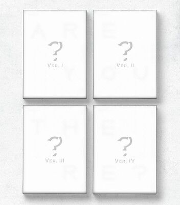 MONSTA X 2nd Album [TAKE.1 ARE YOU THERE?] Random Ver. CD+Photobook+2p Photocard 2