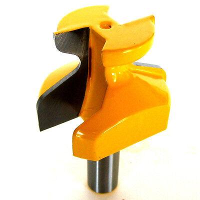 1 Pc 1 2 Sh Door Edge Reversible European Finger Pull Lip Router Bit