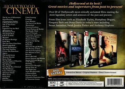 New 8Dvd Set - Hollywood Cinema Classics Collection - Over 60 Movies In 4 Sets 2