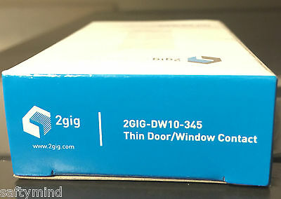 Brand New 2gig 2gig Dw10 345 Wireless Thin Door Or Window
