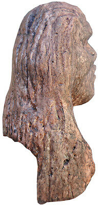 Famous Falsum of head from Dolni Vestonice  - cast of resin