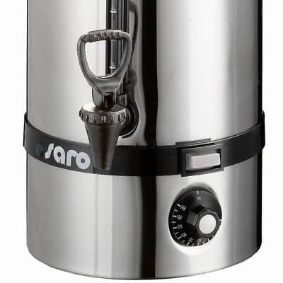 Glühwein- Heißwasserkessel Modell HOT DRINK MINI 10 Liter Edelstahl 2,4 kW