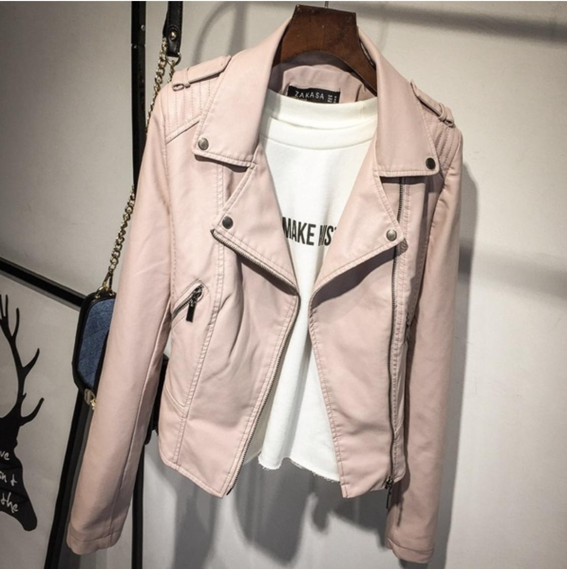 Hot-Cool+Girls/Southside Serpents Riverdale Damen-Lederjacke Jacken Mode^Mädchen 4
