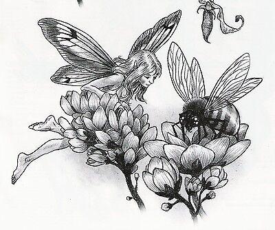 blumen tattoo vorlagen zum ausdrucken - malvorlagen