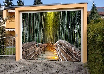 Charmant 1 Of 6 3D Tall Bamboo 343 Garage Door Murals Wall Print Decal Wall Deco AJ  WALLPAPER AU