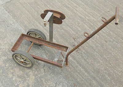 alter Waagen Wagen Handwagen Bastler antik Blitz Schlauchwagen ?? 7