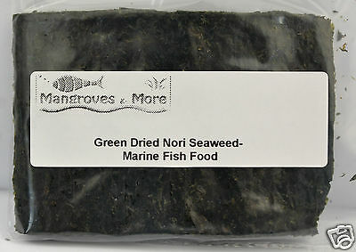 Dried Nori Seaweed Marine Fish Food 2