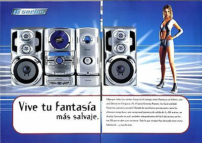 Pioneer - Turn Me On  Catalogo De Las Series Is  (  Original Catalog ) 2