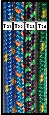 Pulsera cuerda nudo marinero Ajustable Unisex Nautical cord knot 3