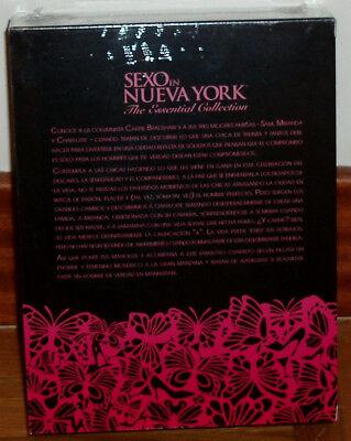 Sexo En Nueva York Coleccion Completa 18 Dvd Nuevo Precintado (Sin Abrir) R2 2