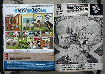 Mad Magazine; October, 2019; Tarantino Time Warp Issue; Last Newsstand Issue 11