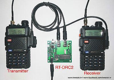 INNOTEK RT-DRC2 DUPLEX Repeater Controller Module For Motorola Radio DIY