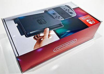 1 Console Box Protector For Nintendo SWITCH Original + Super Smash Bros. READ! 7