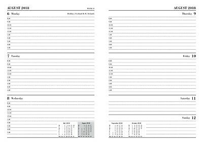 2019 2020 Academic Diary A4/ A5 Page a day or week to view mid year Diary 2