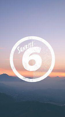 US SHIPPING Day6 Sunrise 1st Album CD+PhotoBook+ClearCover+LyricsBook+Card 10