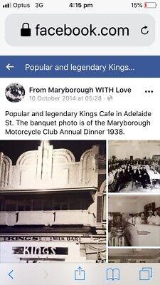 Legendary Kings Cafe Maryborough Plates 6