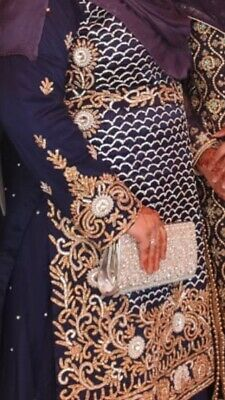 Designer Salwar Shalwar Kameez Indian Asian Bridal Lengha Suit Pakistani 2