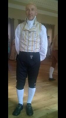 Regency Style Gentleman's Breeches Made To Order 5