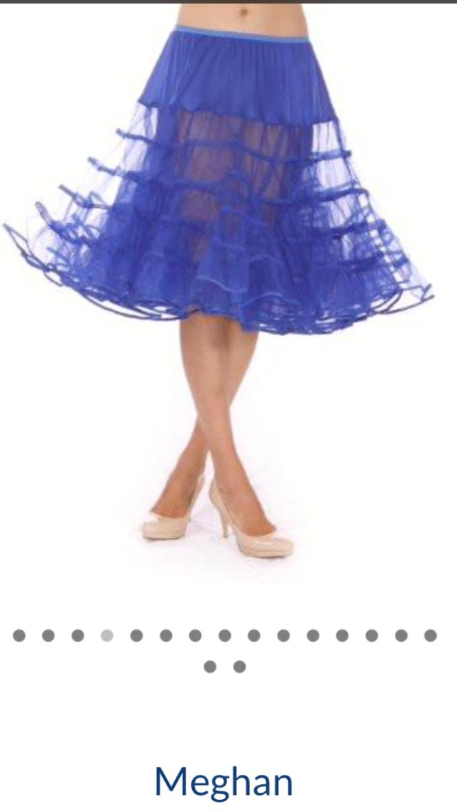 Malco Modes Square Dance Petticoat Meghan 578