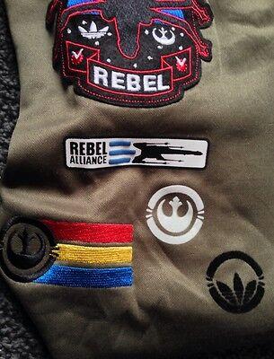 Adidas Military Mens Wing Hoodie Size Jacket Wars Star Originals X fgTYfr