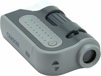 Carson MicroBrite Plus Pocket Microscope LED Light 60x-120x Aspheric Lens MM-300 3