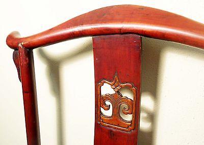 Antique Chinese High Back Chairs (5473) (Pair), Circa 1800-1849 6