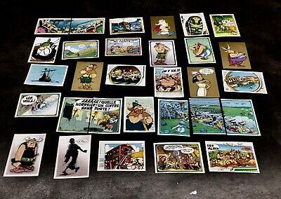 Stickers Panini Asterix Carrefour 2019 Lot de 10 cartes au choix Autocollant 60a 7