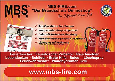 Feuerwehrschlauch 20m Storzkupplung A Flachschlauch Rollschlauch DIN 14811