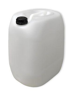 2x Leerkanister Kunststoffbehälter natur Kanisterdeckel Ausgießer flexibel  lang 3