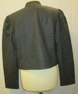 Damen Trachten Jacke Janker grau/grün Gr. 44 von C&A Altenbeurer 2