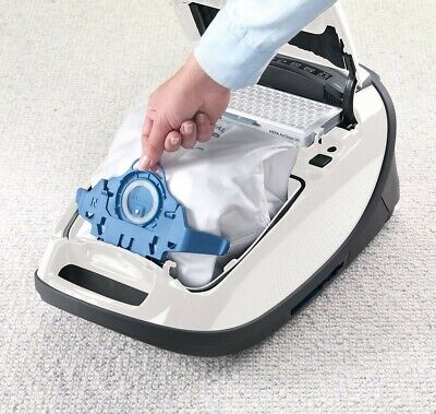 MIELE Vacuum Bags GN Hyclean 3D Efficiency x 4 Boxes - GENUINE 3