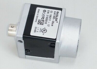 1pcs  acA1300-30UM Basler Used USB 3.0 camera with the Sony ICX445 CCD sensor 4