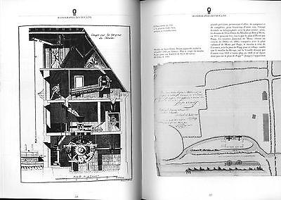 Moulins en Hainaut Hannonia  Mühlengeschichte Müller Windmühlen Mühlentechnik 9