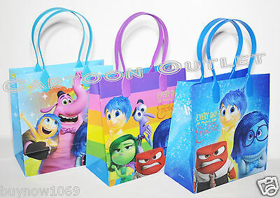 disney inside out candy bags loot goody bags party bags gift favor