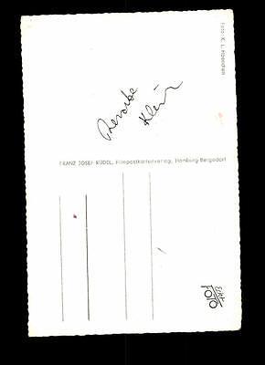 Renate Schacht Rüdel Autogrammkarte Original Signiert ## BC 55055