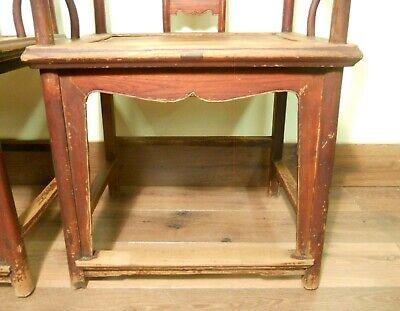 Antique Chinese Ming Arm Chairs (5730) (Pair), Circa 1800-1849 9