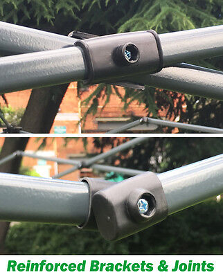 Mcc® 2x2m Pop-up Gazebo Waterproof Outdoor Garden Marquee Canopy 2