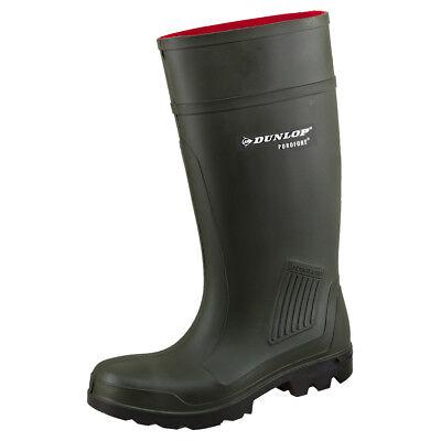Sicherheitsstiefel S 5 Dunlop Purofort Gr.40 Gummistiefel 40054 Arbeitsstiefel